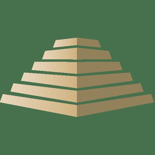 SOLIT Wertefonds - Pyramide Gold Transparent