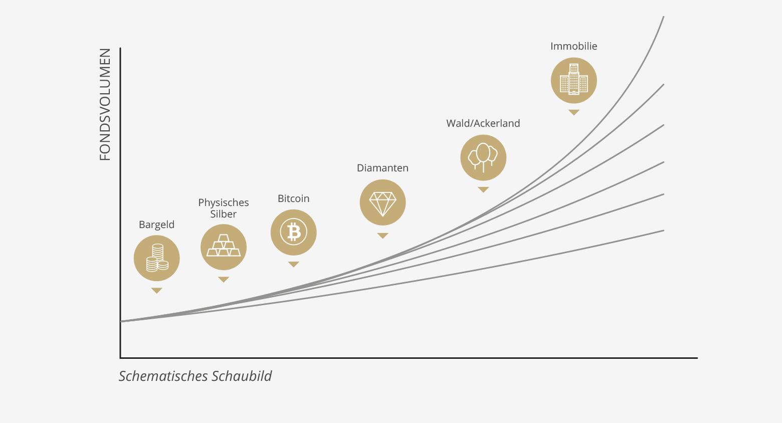 SOLIT Wertefonds - Der Fonds Fondsvolumen
